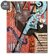 Jazz Bass I Puzzle