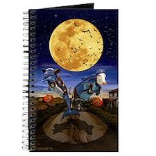 Halloween iPa Journal
