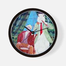 Harvey  Elwood Wall Clock