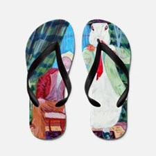 Harvey  Elwood Flip Flops
