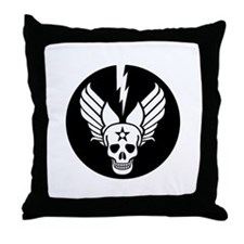 Death From Above - Mors Ab Alto Throw Pillow