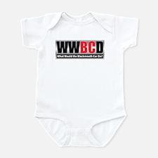 WW the Blackmouth Cur D Infant Bodysuit