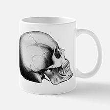 Vintage Medical Skull Illustration Mug