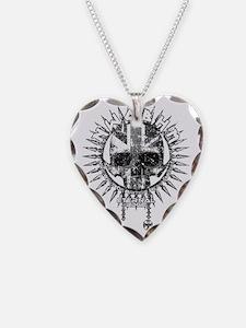 Eternal Edge-NWOBHM Skull (gr Necklace