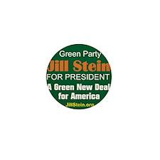 Green Button Mini Button