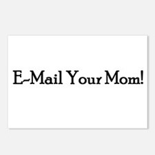 E-Mail Your Mom! Postcards (Package of 8)
