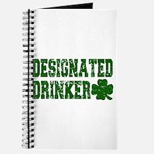 Designated Drinker Distressed Journal
