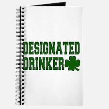 Designated Drinker Journal