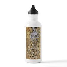 Klimt Portrait of Adel Water Bottle