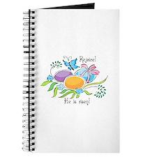 Easter Egg Rejoice Journal