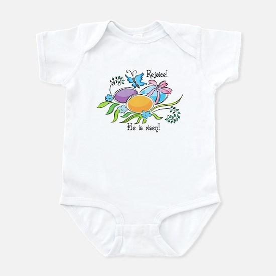 Easter Egg Rejoice Infant Bodysuit