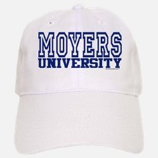 MOYERS University Baseball Baseball Cap