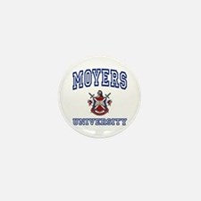 MOYERS University Mini Button (100 pack)