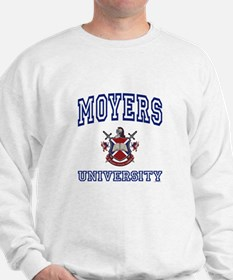 MOYERS University Sweatshirt