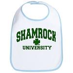 Shamrock University Bib