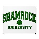 Shamrock University Mousepad