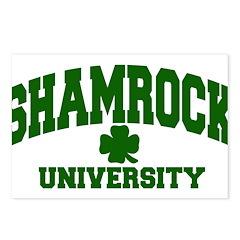 Shamrock University Postcards (Package of 8)