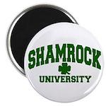 Shamrock University Magnet