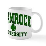 Shamrock University Mug