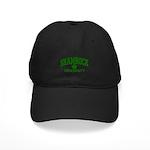 Shamrock University Black Cap
