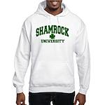 Shamrock University Hooded Sweatshirt