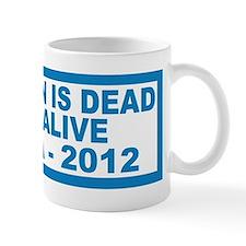 Ambassador dead CP red Mug