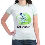 Got Touche? Jr. Ringer T-Shirt