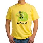 Got Touche? Yellow T-Shirt