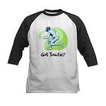Got Touche? Kids Baseball Jersey