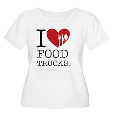I Love Food T T-Shirt