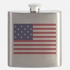 Star-Spangled Banner (Dark) Flask