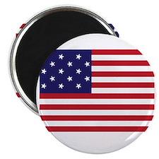 Star-Spangled Banner (Dark) Magnet