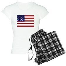 Star-Spangled Banner (Dark) Pajamas