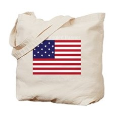Star-Spangled Banner (Dark) Tote Bag