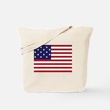 Star-Spangled Banner (Dark) Tote Bag