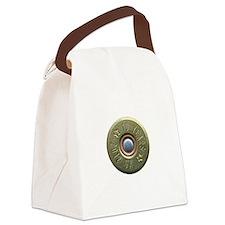 shotgun shell fixed Canvas Lunch Bag