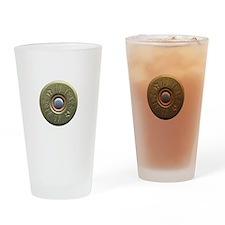 shotgun shell fixed Drinking Glass