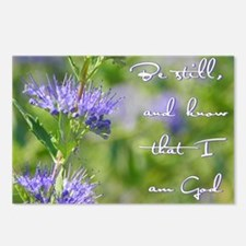 Be still Postcards (Package of 8)