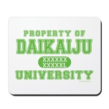 Daikaiju University Mousepad