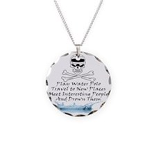 Reasons to Play Water Polo Necklace