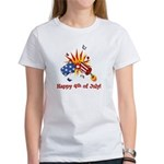 Firecracker 4th Women's T-Shirt