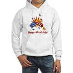 Firecracker 4th Hooded Sweatshirt