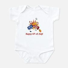 Firecracker 4th Infant Bodysuit