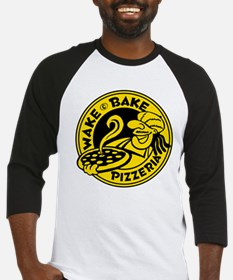 Wake & Bake Pizzeria (light) Baseball Jersey
