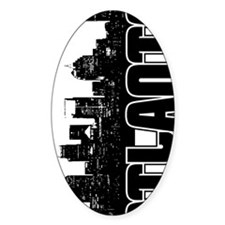 Atlanta Skyline V Decal