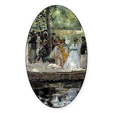 Pierre-Auguste Renoir La Grenouille Decal