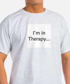 I'm in Therapy Knitting T-Shirt