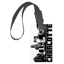 Charlotte Skyline V Luggage Tag
