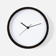47Taxes3B Wall Clock