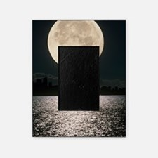 Full moon Picture Frame